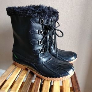 Forever Kyla-1 waterproof snow boots size 8.5